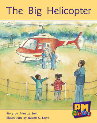 The Big Helicopter (Paperback)