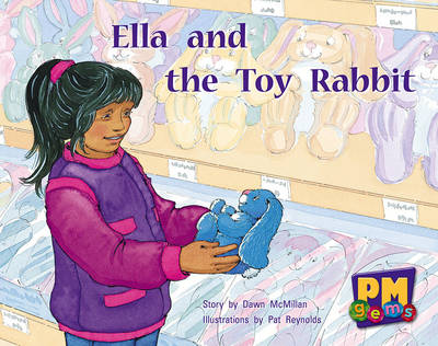 Ella and the Toy Rabbit (Paperback)