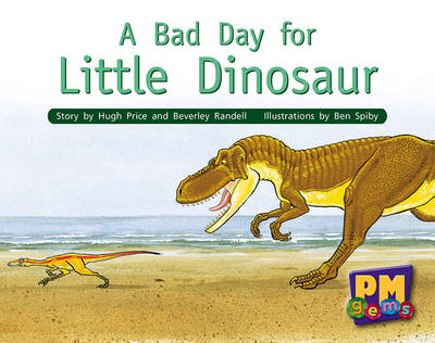 A Bad Day for Little Dinosaur (Paperback)