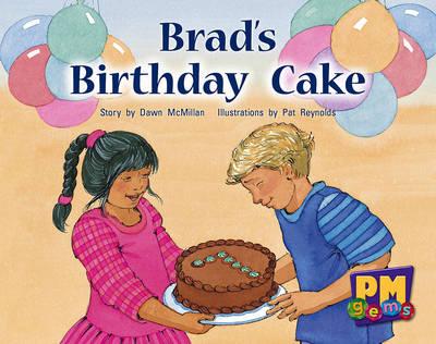 Brad's Birthday Cake (Paperback)