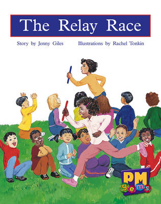 The Relay Race (Paperback)