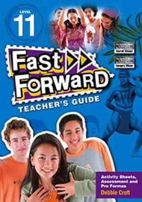 Fast Forward Blue Level 11 Teacher's Guide