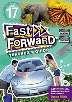Fast Forward Turquoise Level 17 Teacher's Guide (Paperback)