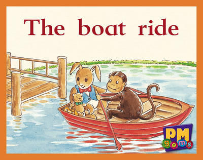 The boat ride (Paperback)