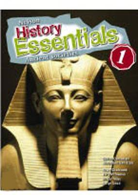 Ancient Societies: Student Book: VELS - Nelson History Essentials 1 (Paperback)