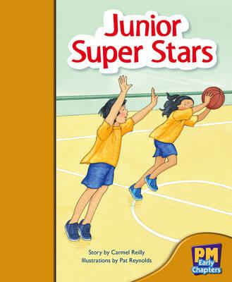 Junior Super Stars (Paperback)