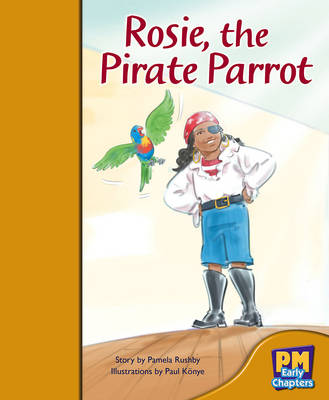 Rosie, the Pirate Parrot (Paperback)