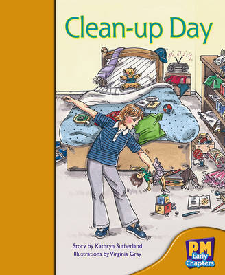 Clean-up Day (Paperback)