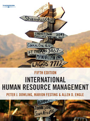 International Human Resource Management: Managing People in a Multinational Context (Paperback)