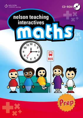 CD Pack Prep - Nelson Teaching Interactives (CD-ROM)