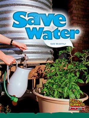 Save Water (Paperback)