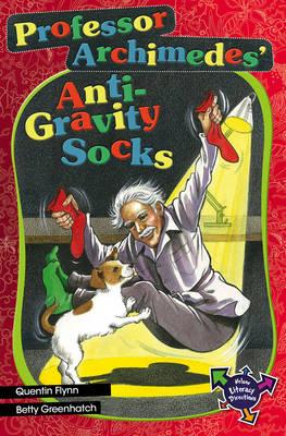 Professor Archimedes Anti-Gravity Socks (Paperback)