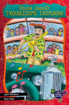 Uncle Jacob s Troublesome Trombone (Paperback)