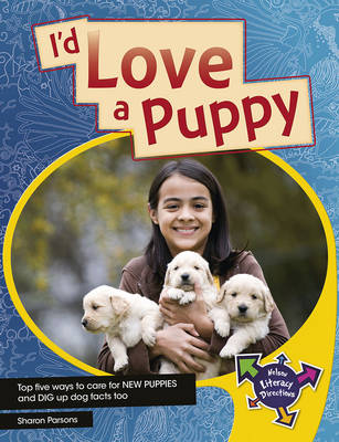 I'd Love A Puppy (Paperback)