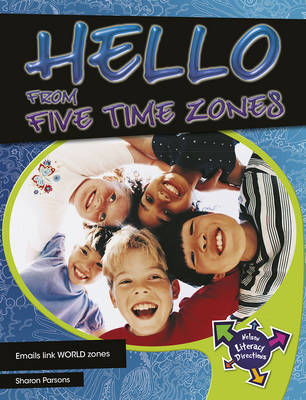 Hello From Five Time Zones (Paperback)