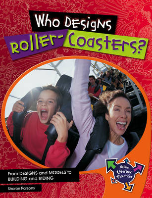 Who Designs Roller-Coasters? (Paperback)