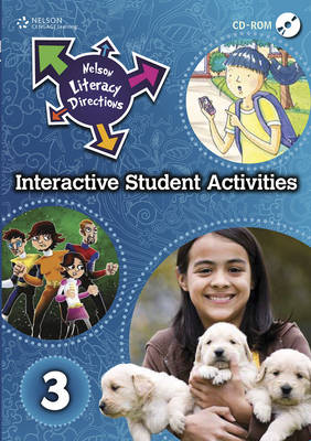 Nelson Literacy Directions 3 Student Interactive Activities CD (CD-ROM)