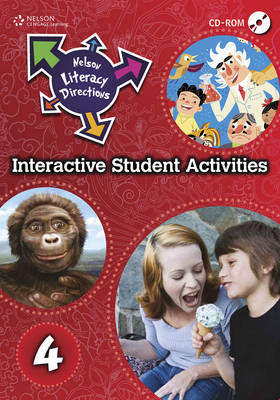 Nelson Literacy Directions 4 Student Interactive Activities CD (CD-ROM)