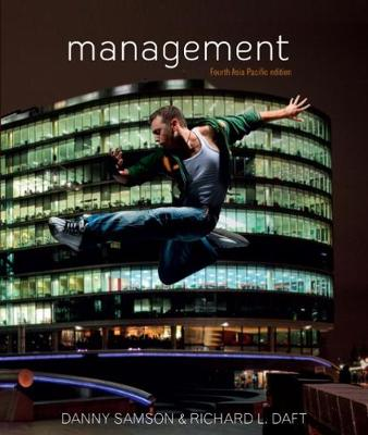 Management: fourth Asia Pacific Edition (Paperback)