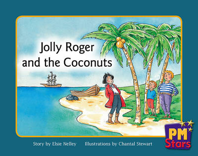 Jolly Roger and the Coconuts (Paperback)