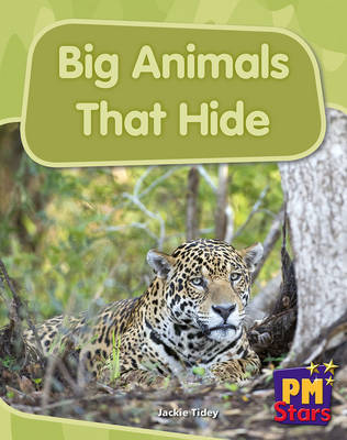 Big Animals That Hide (Paperback)