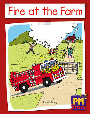 Fire at the Farm (Paperback)