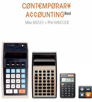 Contemporary Accounting (Paperback)
