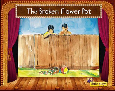 Little Play: The Broken Flower Pot (Paperback)