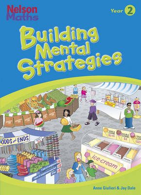 Nelson Maths: Australian Curriculum Building Mental Strategies Big Book 2 (Paperback)