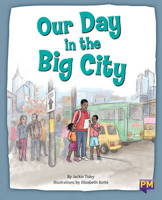 Our Day in the Big City (Paperback)