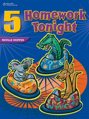 Homework Tonight: Book 5 (Paperback)