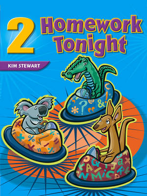 Homework Tonight: Book 2 (Paperback)