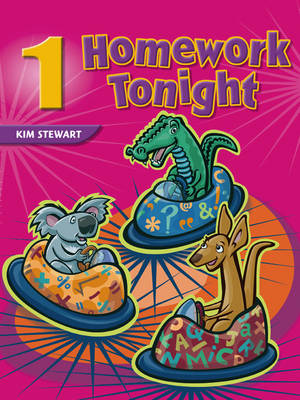 Homework Tonight: Book 1 (Paperback)