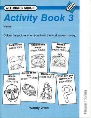 Wellington Square Activity Book 3 (X6) (Paperback)