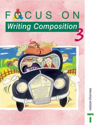 Focus on Writing Composition - Pupil Book 3 (Spiral bound)