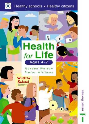 Health for Life - Ages 4-7 (Paperback)