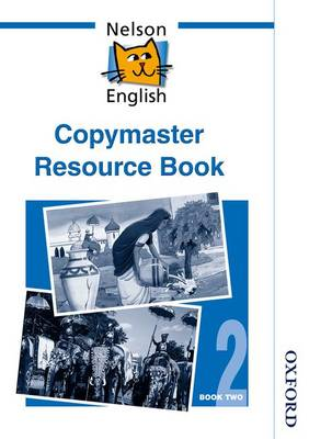 Nelson English - Book 2 Copymaster Resource Book (Paperback)