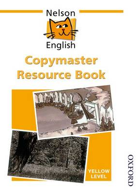 Nelson English - Yellow Level Copymaster Resource Book (Paperback)