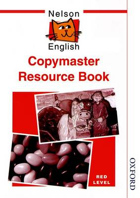 Nelson English - Red Level Copymaster Resource Book (Paperback)