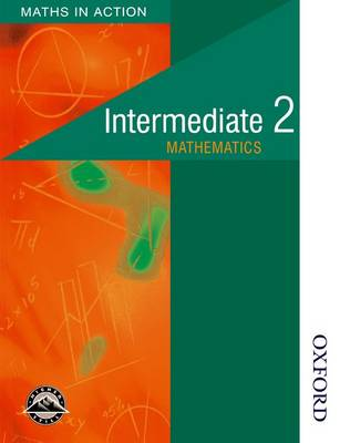 Maths in Action - Intermediate 2 Students' Book (Paperback)