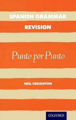 Spanish Grammar Revision: Punto Por Punto (Paperback)
