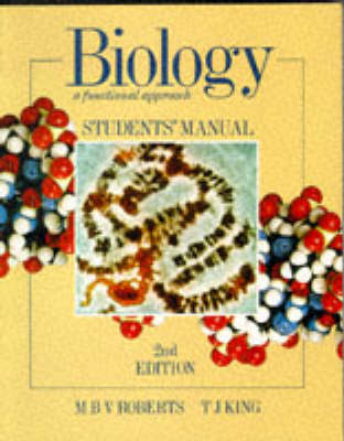 Biology - a Functional Approach Student's Manual (Paperback)