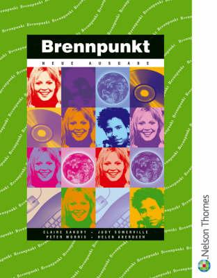 Brennpunkt Neue Ausgabe: Student's Book (Paperback)