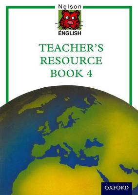 Nelson English International Teacher's Resource Book 4 (Paperback)
