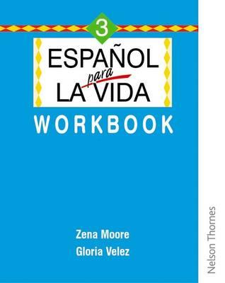 Espanol para la Vida 3 - Workbook (Paperback)