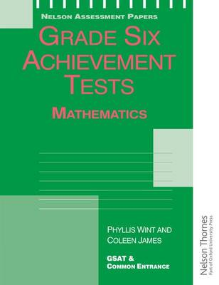 Grade Six Achievement Tests Mathematics (Paperback)