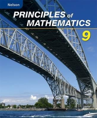 Nelson Principles of Mathematics 9: Student Text (Hardback)
