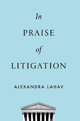 In Praise of Litigation (Paperback)