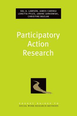 Participatory Action Research - Pocket Guides to Social Work Research Methods (Paperback)