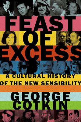 Feast of Excess: A Cultural History of the New Sensibility (Hardback)